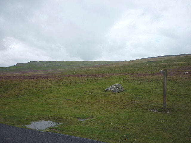 Footpath to Sunbiggin