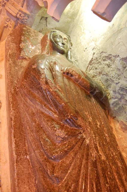 Female Effigy, Winchelsea Church