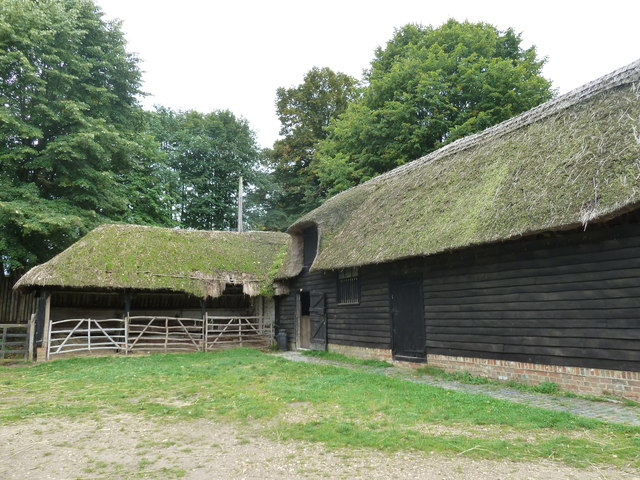 COAM 71: thatched barn