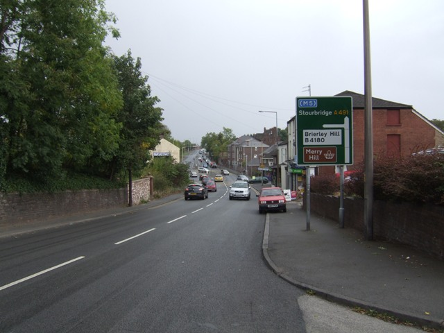 High Street - Wordsley