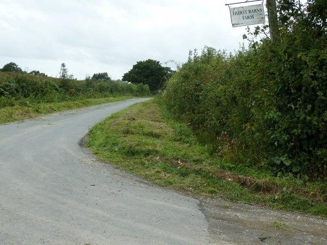 Chiltington Lane or Highbridge Lane