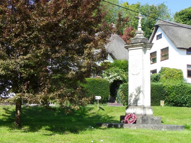 War Memorial, Wherwell