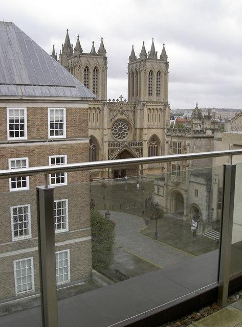 Bristol's two municipal buildings