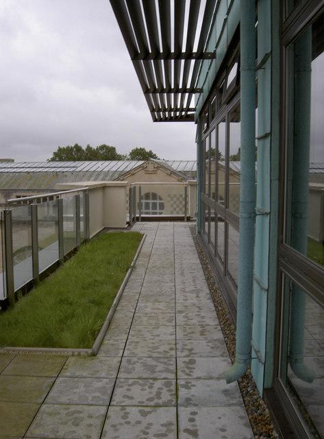 Roof of Horizon House