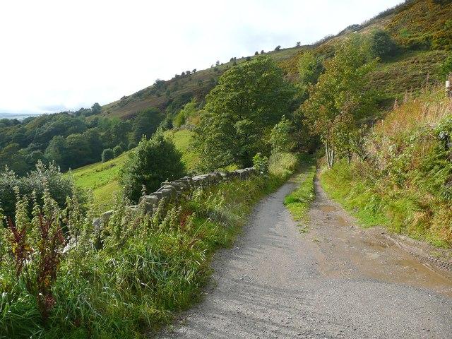 Raw Lane.Mytholmroyd