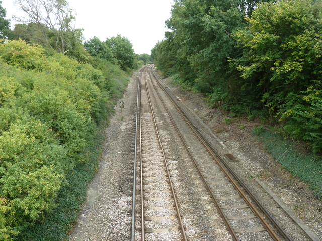 Lewes to Burgess Hill spur line