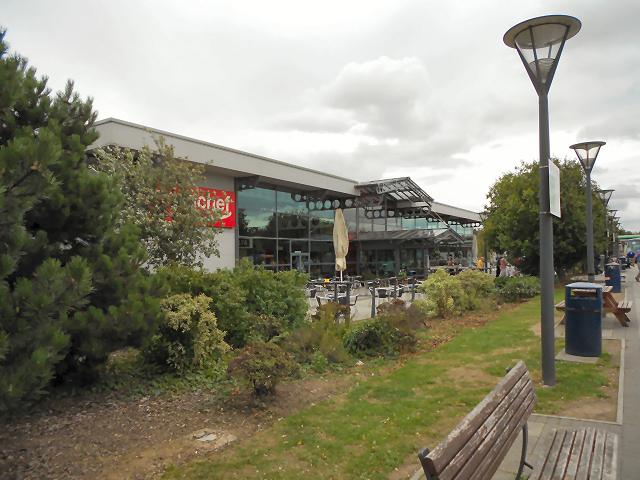 Strensham Services, Southbound M5