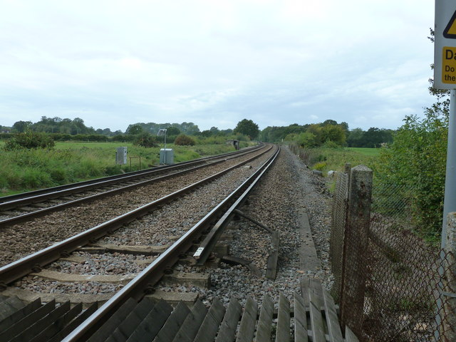 Lewes to Burgess Hill line