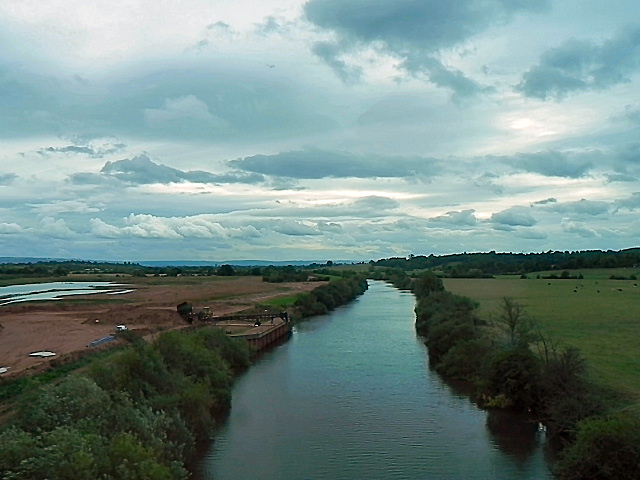 River Severn, Worcestershire