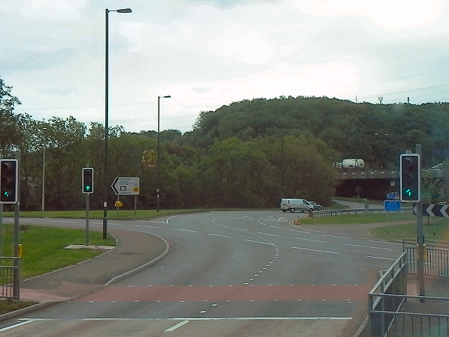 A449/A48/M4 Junction