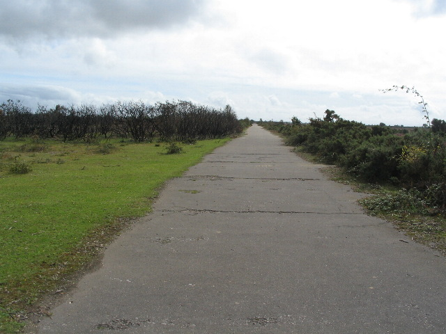 The long straight