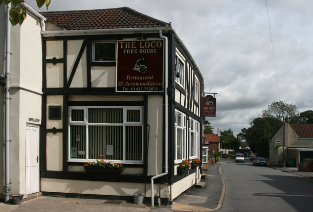 The Loco, Haxey