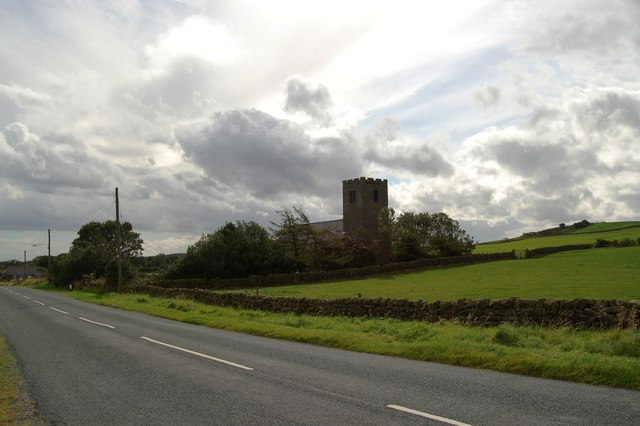 Staintondale, St John the Baptist Church