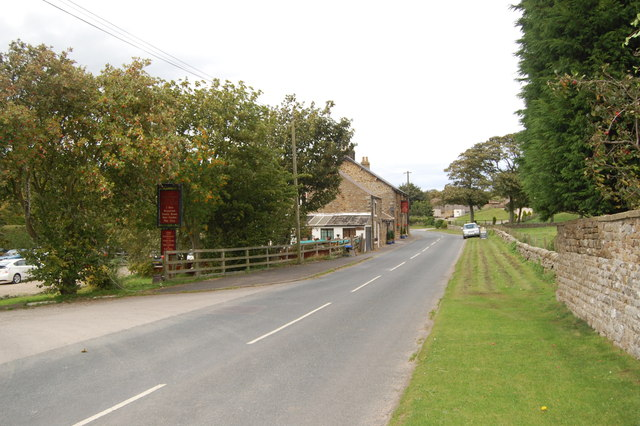 Bryherstones Country Inn, Cloughton Newlands