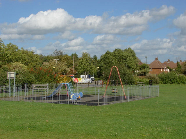 Recreation area, Egerton Road