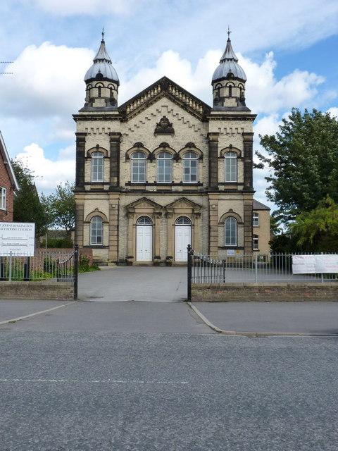 St John's Burlington Methodist Church, Bridlington