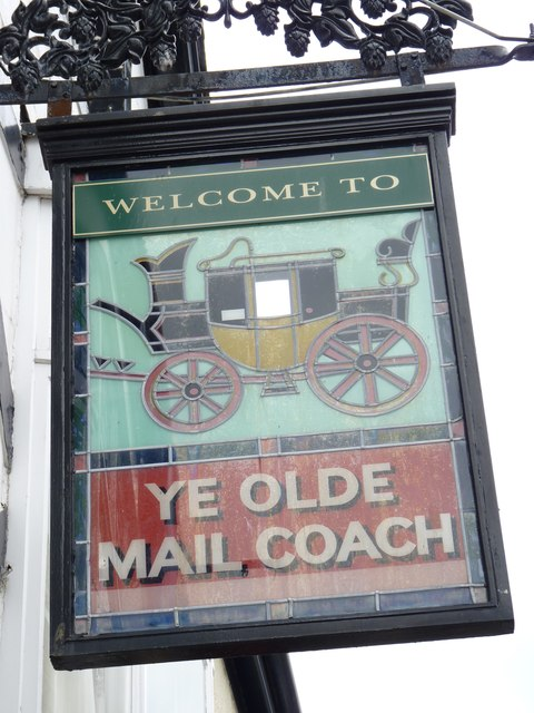 Ye Olde Mail Coach, Conwy