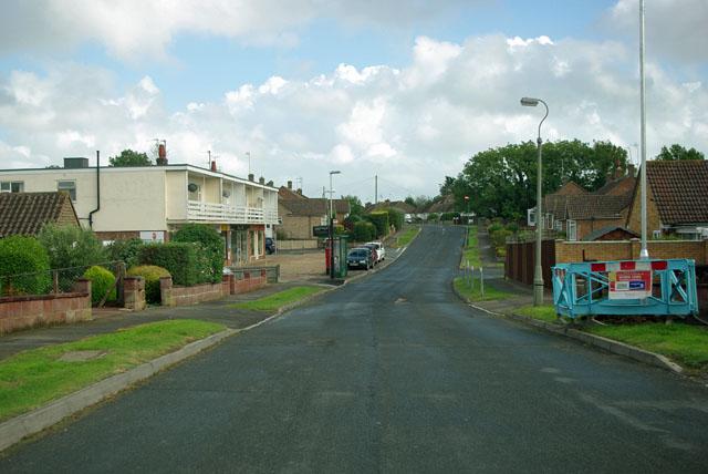 Farmlands Way, Wannock