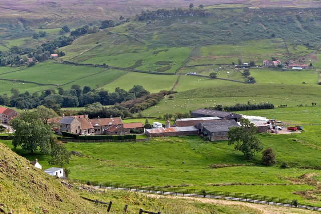 Canon Garth Farm, Rosedale