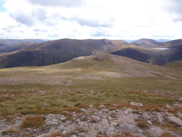 Cairngorm Slopes