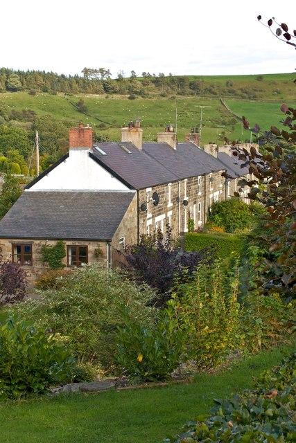 School Row, Rosedale Abbey
