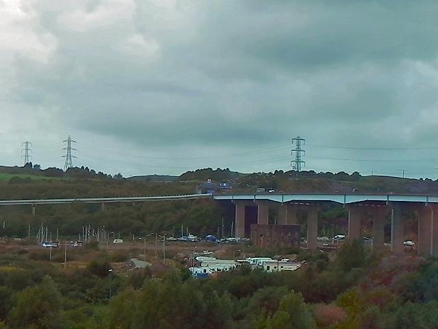M4, Bridge over River Neath