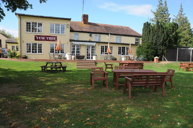 The Yew Tree Inn, Chaceley Stock