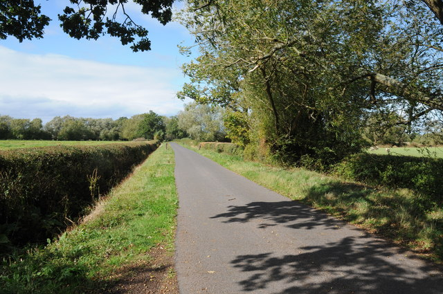 Road to Chaceley Stock