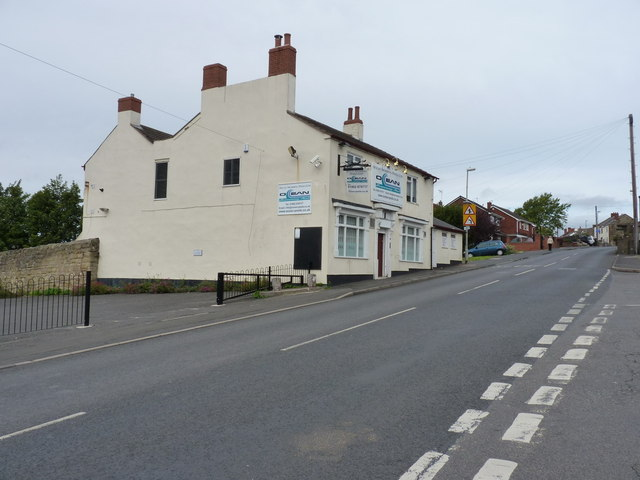 The former Crown at Ruiton