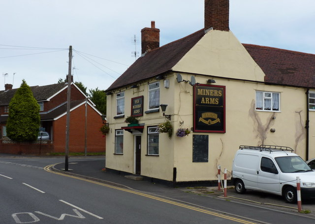 The Miners Arms, Lower Gornal