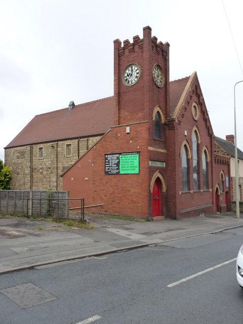 St Paul's Protestant Church, Lower Gornal