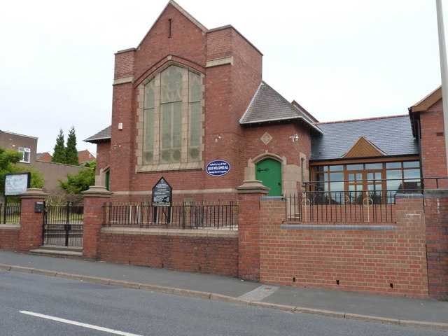 Lake Street Methodist Church, Lower Gornal