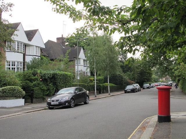Corringham Road / Rotherwick Road, NW11 (2)