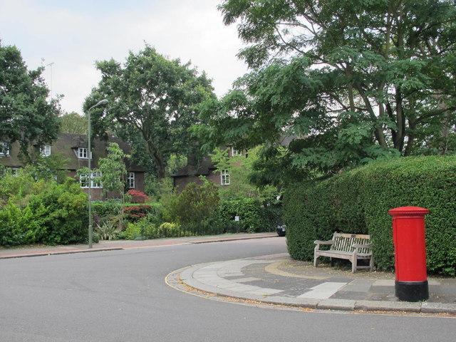 Rotherwick Road / Corringham Road, NW11