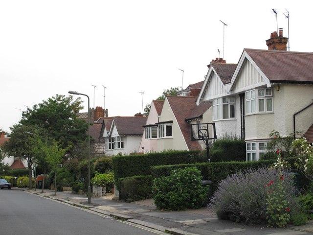 Corringham Road, NW11
