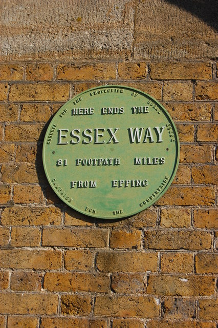 The Essex Way 173: The End!