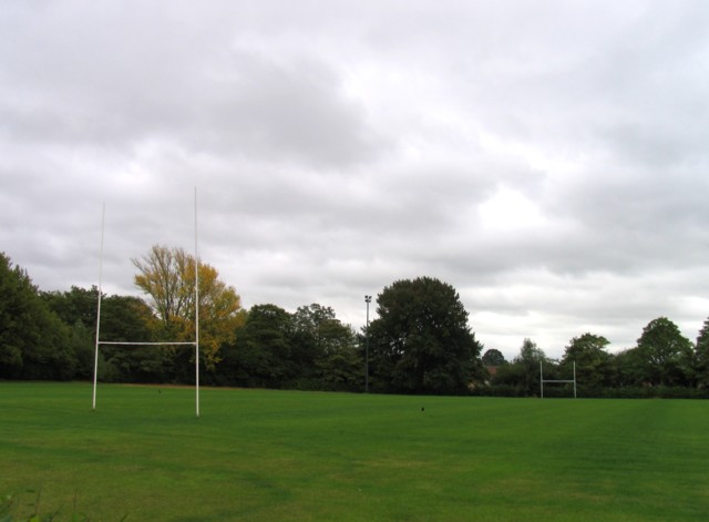 University of Leicester sports ground