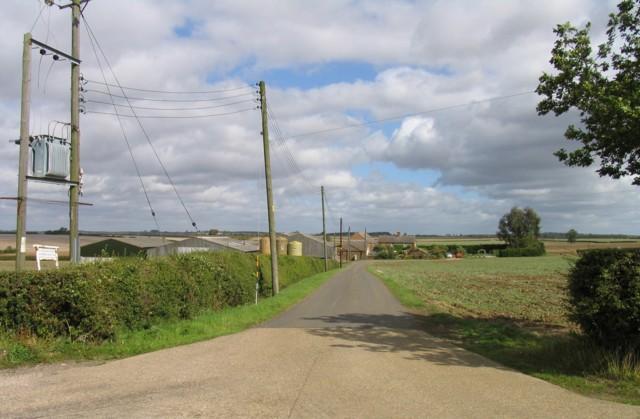 Garthorpe Lodge farm