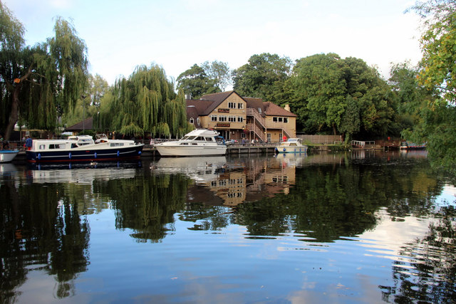 River Medway, Allington Lock, Kent