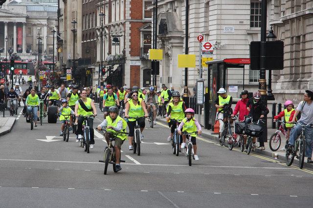 London Sky Ride 2011