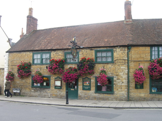 White Heart, 2 Cheap Street, Sherborne