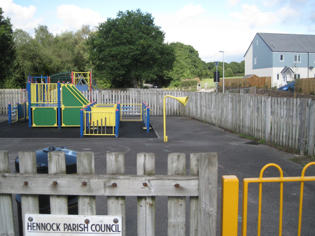 Play area opposite Apple Tree Close