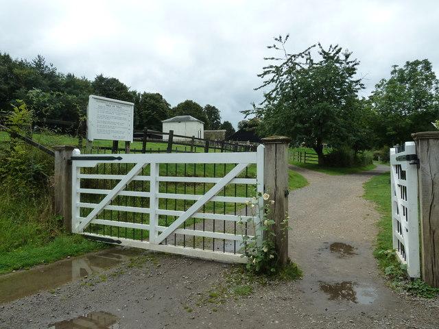 COAM 84: toll house gate