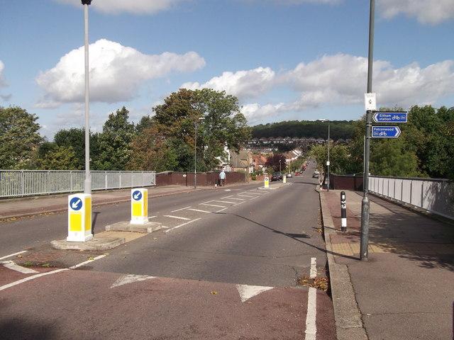 Glenesk Road bridge