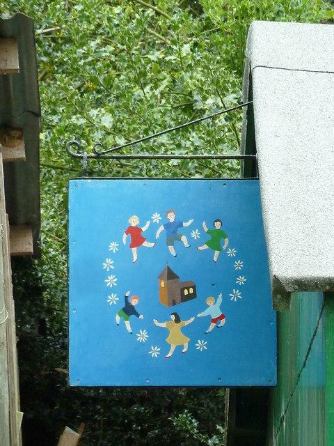 COAM 88: Sunday School sign