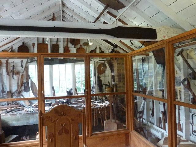 COAM 92: preserved workshop