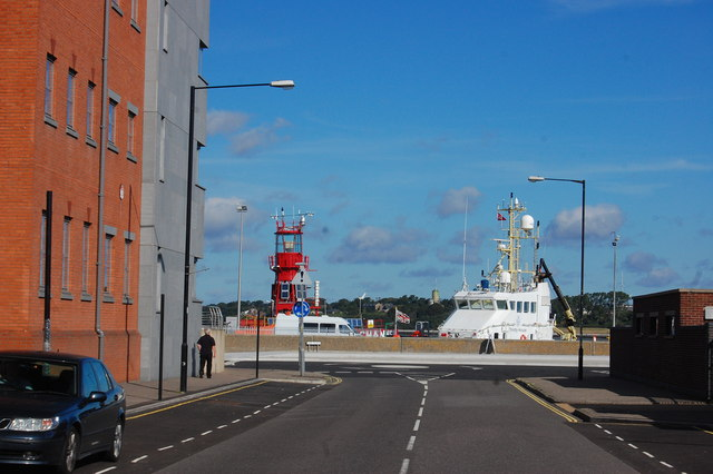 The Quay, Harwich