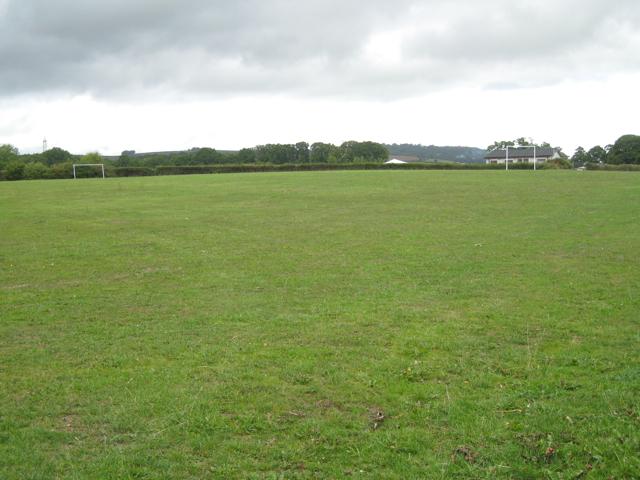 Chudleigh Knighton School playing fields