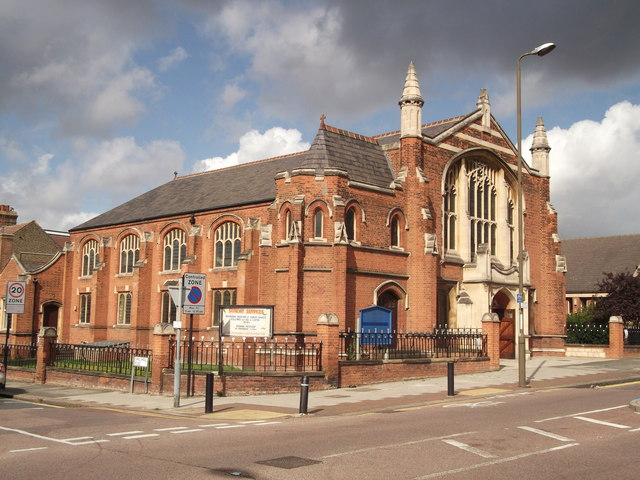 Eltham Park Methodist Church
