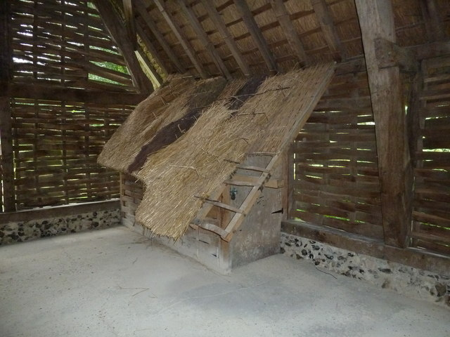 COAM 108: inside Arborfield Barn